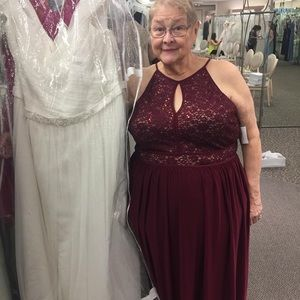 Women David\'s Bridal Plus Size Formal Dresses on Poshmark